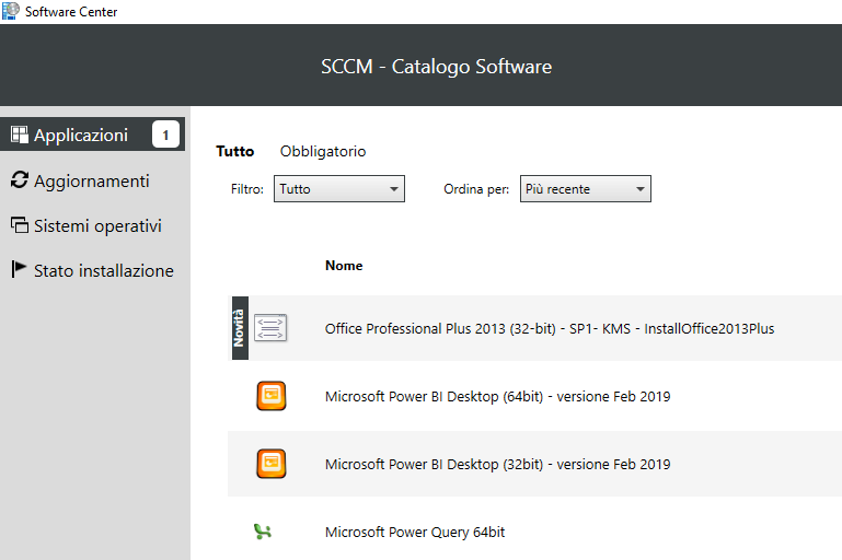 sccm deploy office1